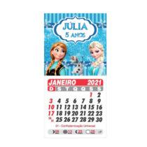 Calendario Menina
